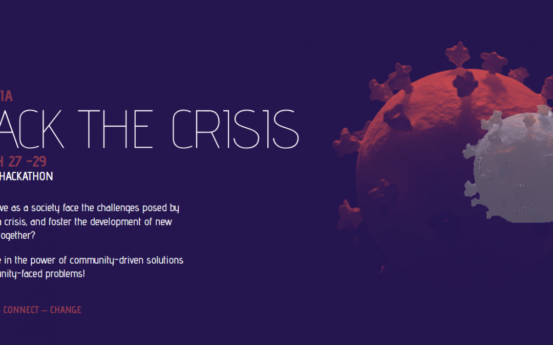 Hack The Crisis Website